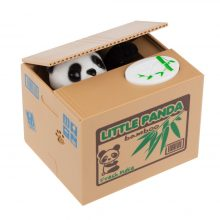 Cute Panda Children Coin Bank