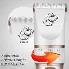 Professional Pet Rechargable Hair Trimmer