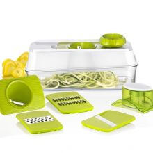 Magic Vegetable and Fruit Slicer