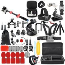 Complete Gopro Accessories Set